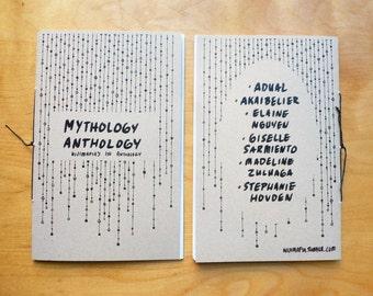 Mythology Anthology Zine