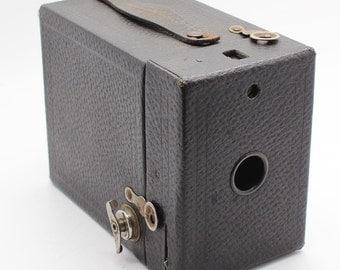 Kodak Hawkeye No 2 Cartridge Model C Antique Box Camera – c. 1926 - Tested/VGC