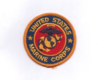 Vintage United States Marine Corps Patch