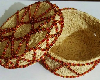 Native American Basket Small