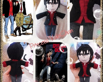 Dylan Dog plush