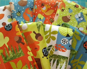 Clearance - 8 Yard Bundle Happy Sunshine by Keiki for Moda