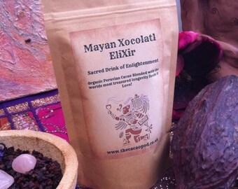 Mayan Xocolatl Hot Chocolate EliXir