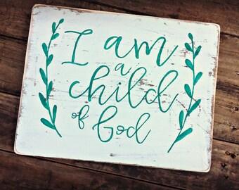 Child of God Sign