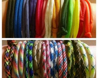 Paracord Bracelets/Slip Knot Bracelets/Sliding Knot Bracelets