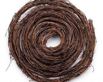 Brown Twig Garland 15 Feet