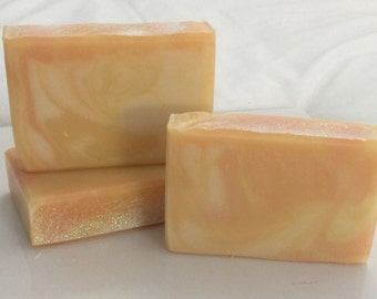 Florida Citrus Soap