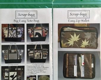 Tote Bag & Wallet Patterns