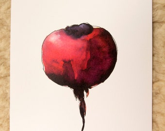 Vers: red beet