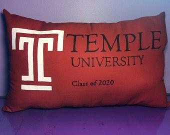 Temple University Custom Graduation Gift