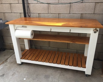 Patio Buffet BBQ Table Local Pickup Only
