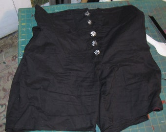 Custom Made High-Waisted Shorts or Knickerbockers