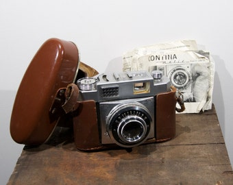 Vintage Zeiss Ikon, Contina-matic II camera