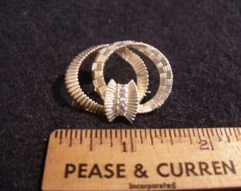 A.B. Ribbon Brooch(581)