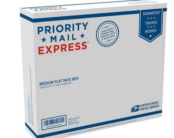 Express Shipping - additional charge