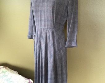 1940's Wool Dress