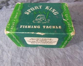 Montgomery Wards Sport King Fishing Reel - Bakelite