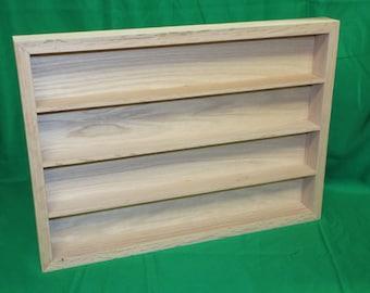 Essential Oil Storage Shelf - Large Oak