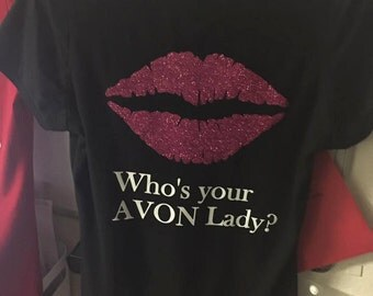 Who's your AVON lady IRON on
