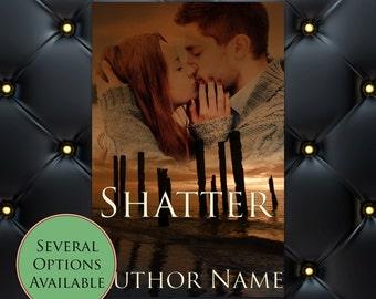 Shatter Pre-Made eBook Cover * Kindle * Ereader Cover