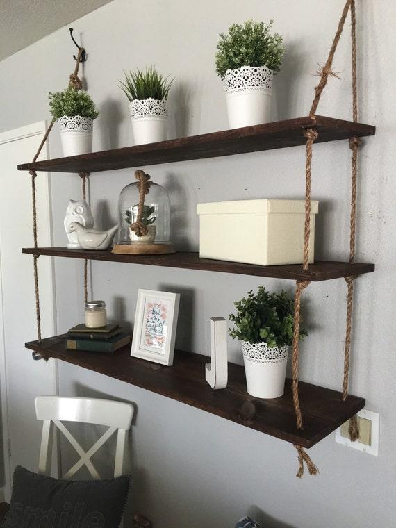 Floating Shelf Set Of 3 3 Ft Long