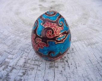 "Dragon Egg ""Magical Dragon"" ceramic egg, fantasy decoration, fantasy egg, geek gift, dragon egg, fantasy art, cosplay accessory, dragon gift"