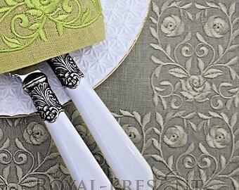Machine Embroidery Design - Vintage ornate border