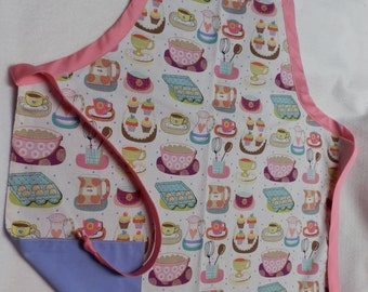 Baking (with pink edging) Apron