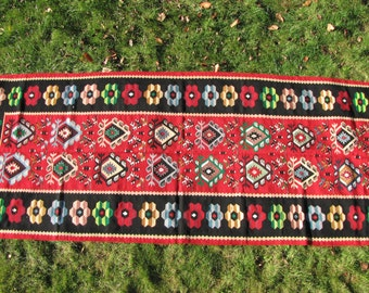 Cabbage Heads Rug,Carpet,Handmade,Vintage Chiprovci