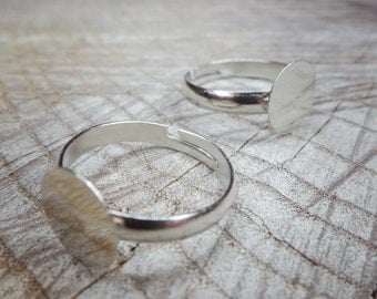 Adjustable Ring Base Attachment ~2 pieces #100905