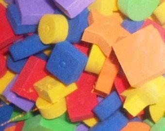 Foam beads, variety pack (60 pcs.)