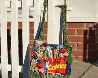 Marvel 2 toned bag