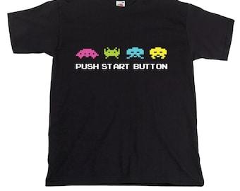 Space Invaders Tshirt
