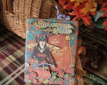 LolasShabbyLiciousHandmadeMiniAlbums Graphic 45 Paper