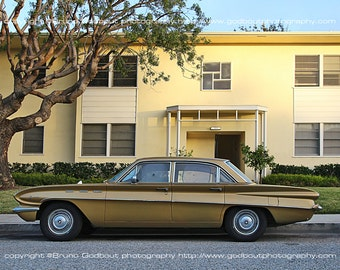 Gold Buick Special - Venice, CA  2016