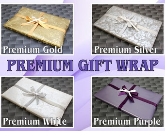 Gift Wrapping for Cutting Boards