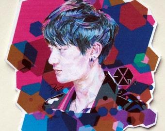 EXO - Tao Sticker