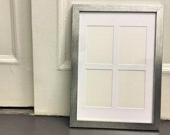 Window Pane Mat Frame