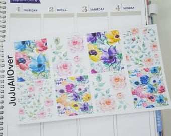 Floral Daydreams Kit: 8 Full Boxes