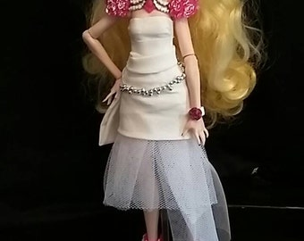 Lady Gaga Custom Doll