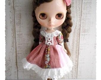 Blythe Doll / Strawberry set