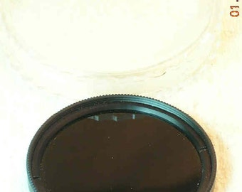 IR infrared 950nm (nanometers) 48mm circular filter -- NEW