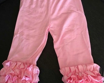 Flash Sale Sunday only Icing ruffle Pants