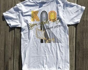 Kappa Alpha Theta New Mascot Tees
