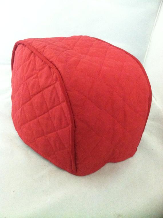 red 2 slice toaster cover. Black Bedroom Furniture Sets. Home Design Ideas
