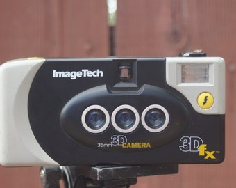 Imagetech 3D fx camera