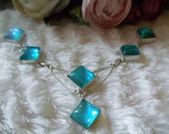 Mystic Topaz necklace of jewelry Neclaces