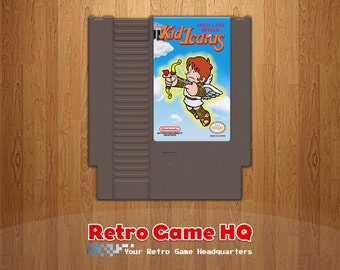 NES - Kid Icarus: Angel Land Retold