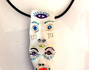 Face Necklace