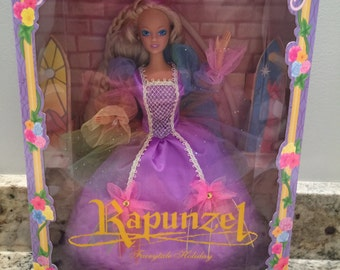 RAPUNZEL Fairytale Holiday - Special Limited Edition NRFB